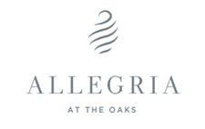 Allegria at the Oaks Logo