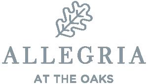 Allegria at the Oaks Logo